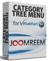 Categories Tree Menu for Virtuemart