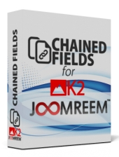 Chained Fields for K2